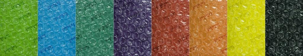 نایلون حبابدار رنگی نوریسما-پارس
